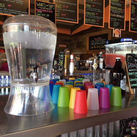 Refreshing changes at Lisa Bee's