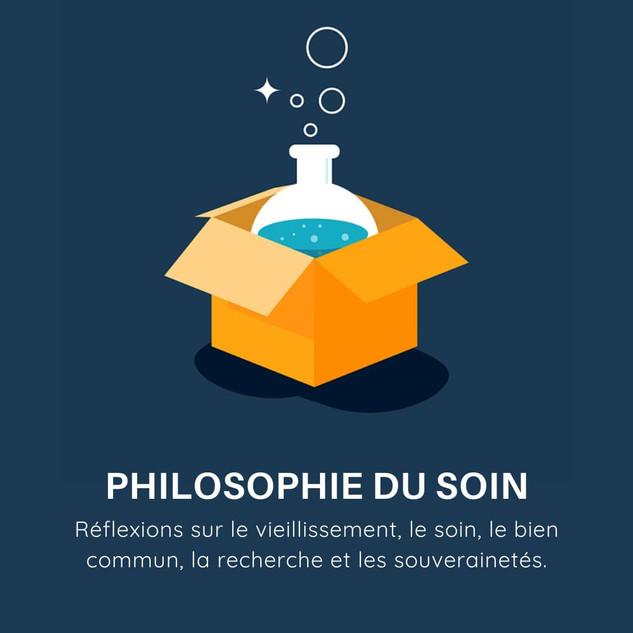 Philosophie du soin