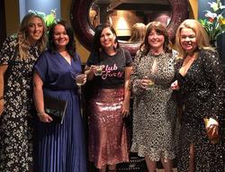 The Ladies Celebrating their 40th!
