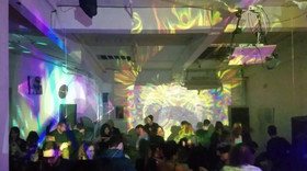 Pixellated Party