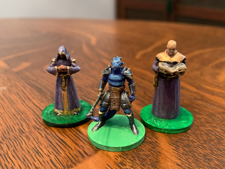 3D Print: Dragon Cultists!