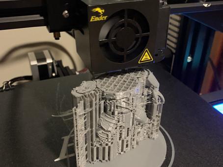 3D: My Ender-3 Printer