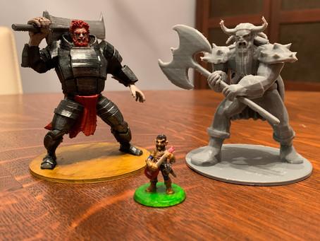 3D Print: Giants