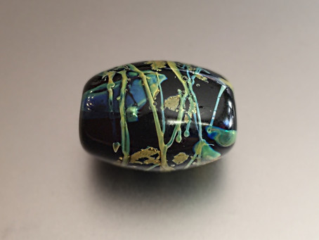 SOLD: Focal Bead 000