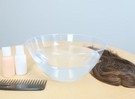 How to Wash a FOLLEA – The Daniel Alain Way!