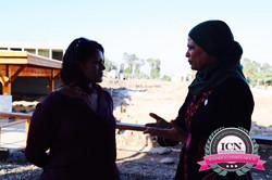 Dr. Jenny Lopez and Khadra El Sanah