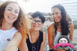 Chen Lizra, Hana Rado, Anat Harel