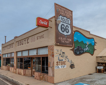 Zettlers Route 66 Store