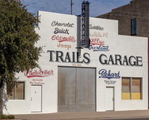 Trails Garage