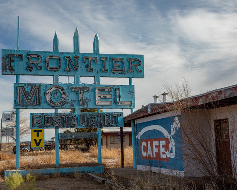 Frontier Motel and Cafe