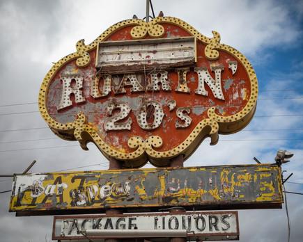 Roaring 20's Sign