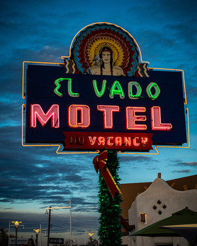 El Vado Motel