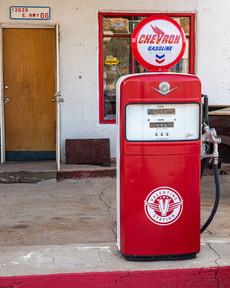 Valentine Station Pump