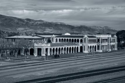 Harvey House & Train Station