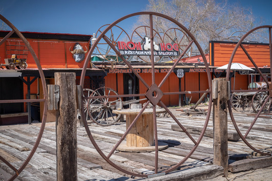 Iron Hog Restaurant & Saloon