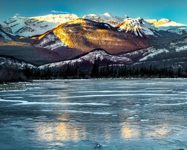 Early Morning in Jasper