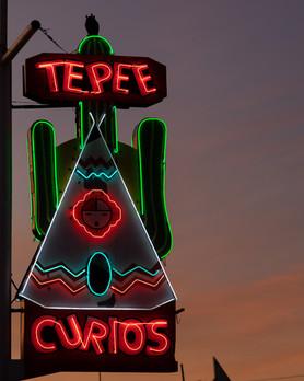 Tepee Curios