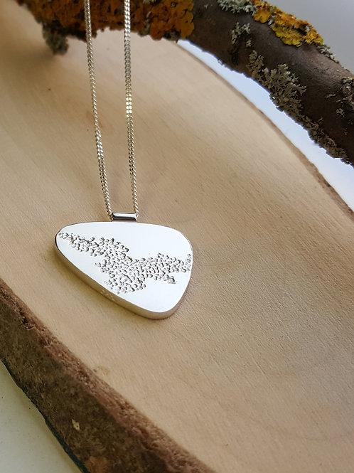 Lichen Pendant (C)