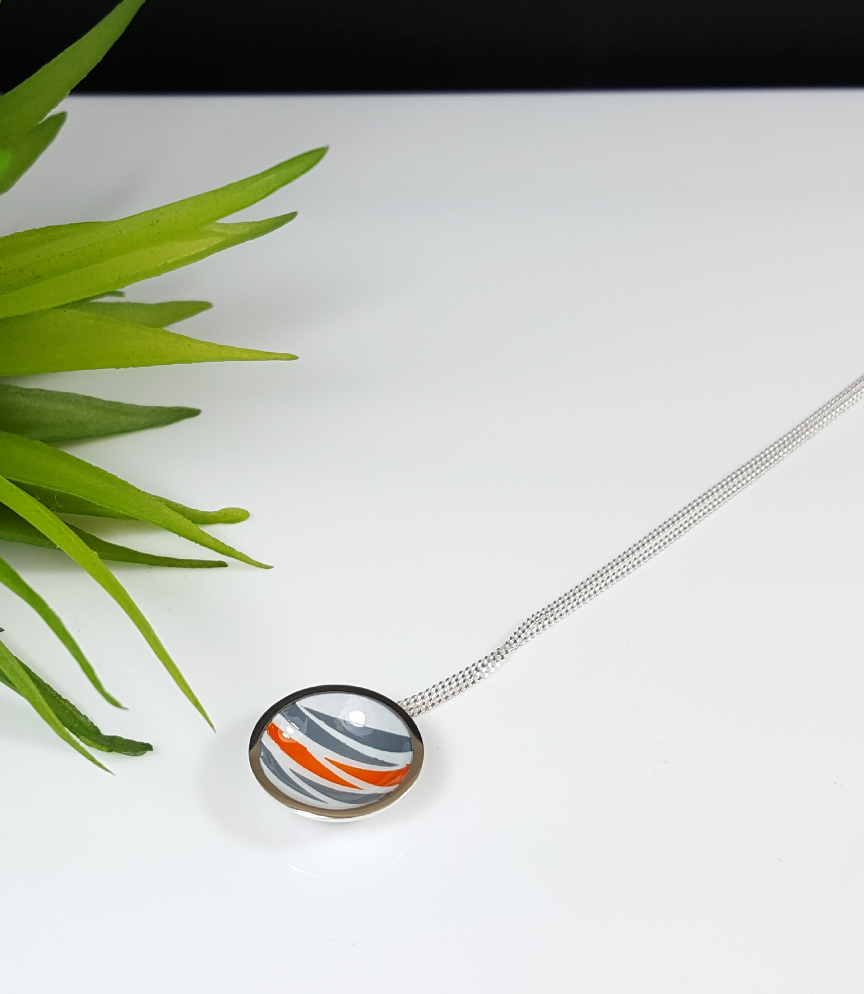 Stripe Pendant