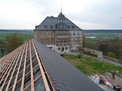 Schloss Brandenstein in Thüringen