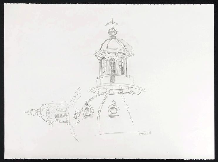 Capitol Sketch