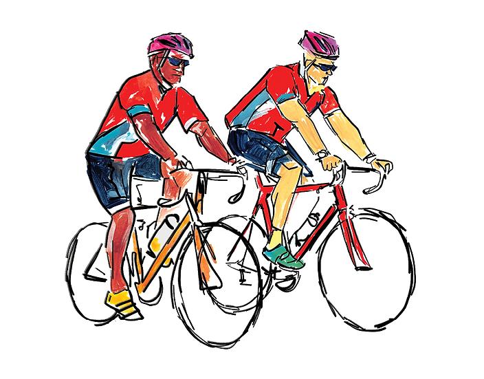 Custom Bicyclists
