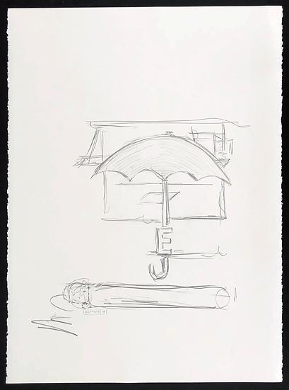 Travelers Sketch