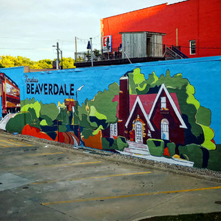 Timeless Beaverdale  Beaverdale Neighborhood Assn.  2017  #TimelessBeaverdale highlighted the neighborhood's historical significance as well as modern elements in an effort to bring a cohesive project to its residents.