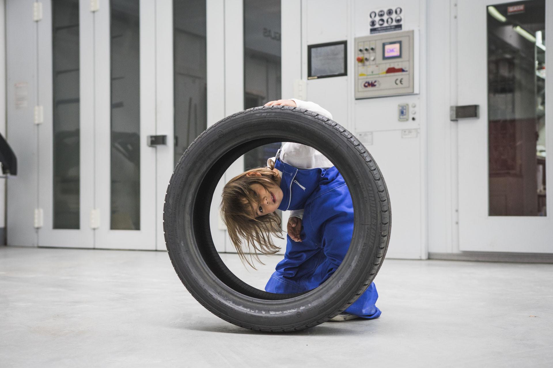 Cambio gomme | Reifenwechsel