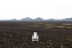 Sit down, poet, Iceland