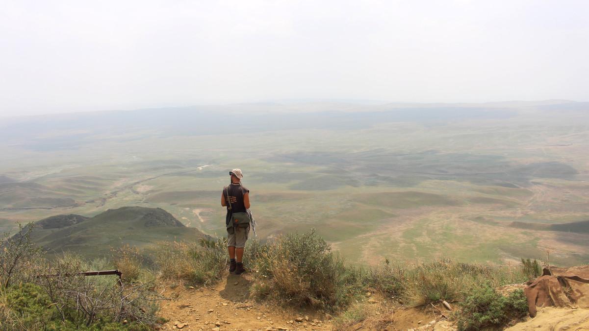 Inbetween the border of Georgia-Armenia