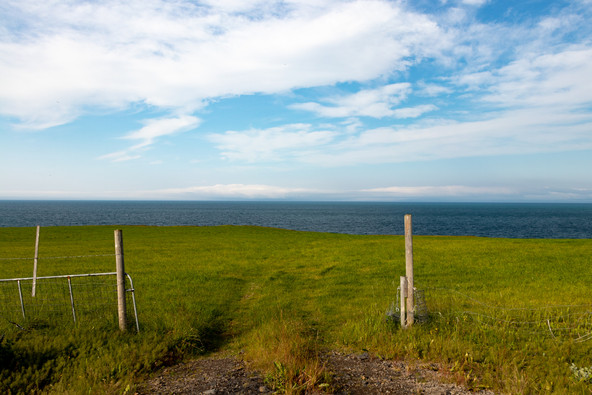 Seaside, Iceland