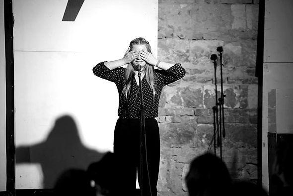 Katharina Wenty Poetry Slam