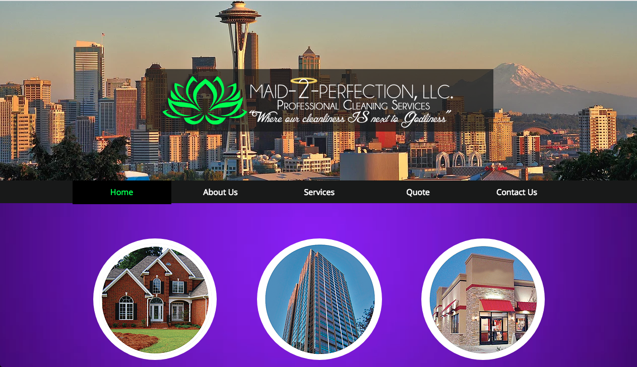 Maid 2 Perfection, LLC.
