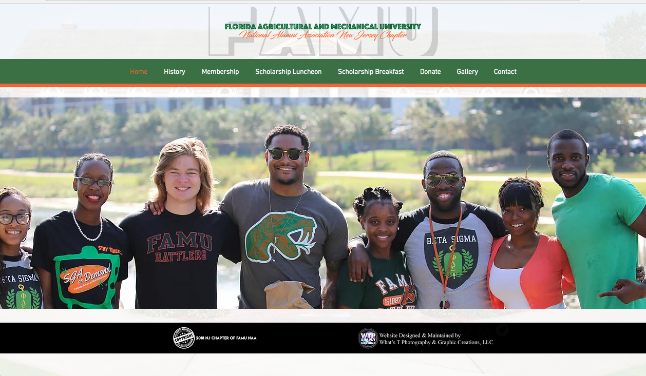 NJ Chapter of the FAMU NAA