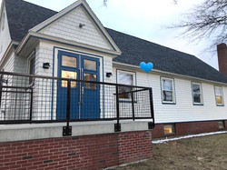 Completed Child Advocacy Center in Laconia