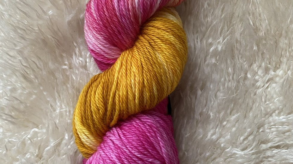 Golden Orchid Bulky Superwash