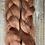 Thumbnail: Chocolate Milk Corridale Roving-Micro and Macro