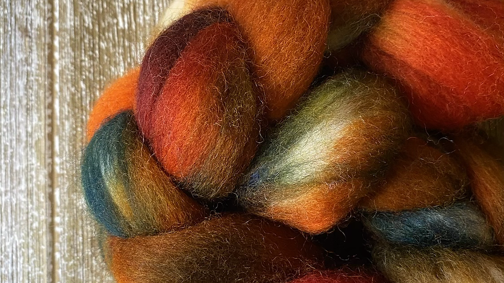 Foxtail Corridale Roving-Micro and Macro