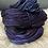 Thumbnail: The Color Purple Hand Dyed Superwash Sock Yarn