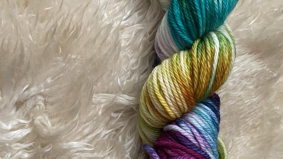 Pure Joy Bulky Wool and Alpaca Blend