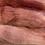 Thumbnail: Cherry Cola Corriedale Roving