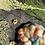 Thumbnail: Floral Ethers Merino Roving