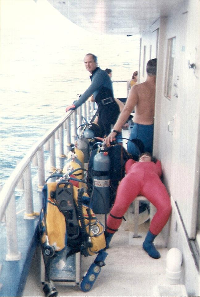 The Shark Hunter Express, c. 1990s
