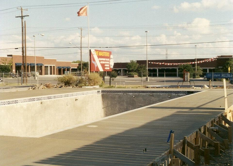"The ""New Pool"" c. 1991"