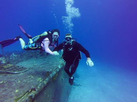 Adaptive Diving