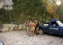Post-Dive Social, c. 1980s