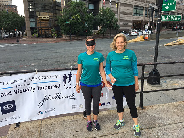 Vortex Employees- Amanda Montano and Beth Brauer