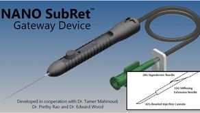 NEW PRODUCT: Nano Subret Gateway Device