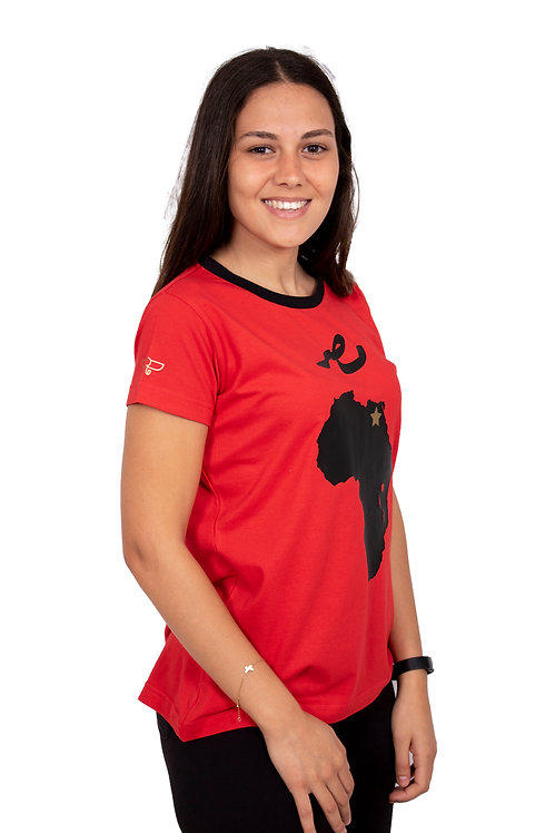 Egypt Fan T-Shirt Her